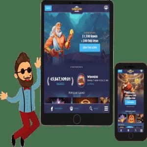 Casino Gods Mobil