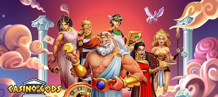 casino gods no deposit bonus