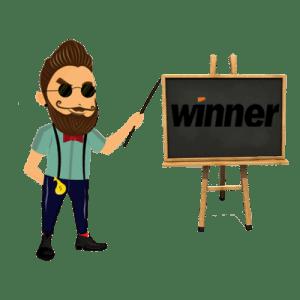 winner casino bono