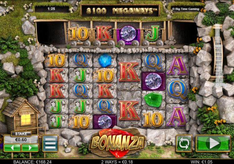Bonanza Big Time Gaming slot review