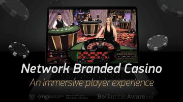 netent network branded casino bonus
