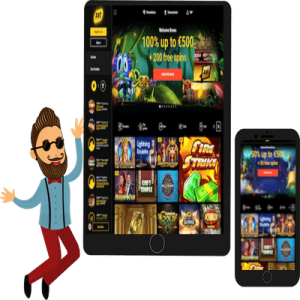 Zet Casino Mobile