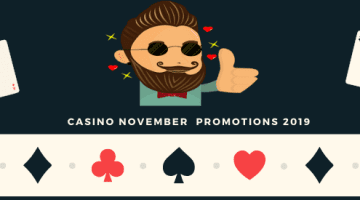Casino Promotions November 2019