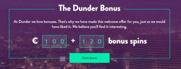 Dunder - Simple and Efficient