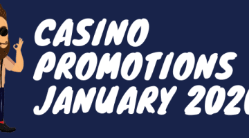 January casino promotions
