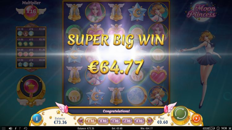 Moon-princess-super-big-win play n go
