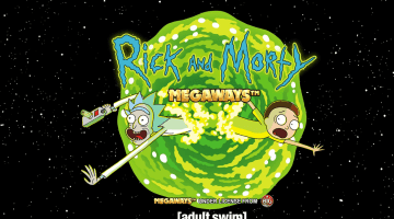 Ricky-and-Morty-Megaways-slot-logo