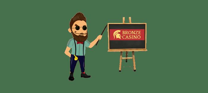 bronze casino reviews