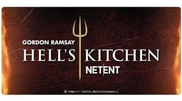 Game developers NetEnt have announced two new branded slot game releases: Gordon Ramsay-based Hell's Kitchen