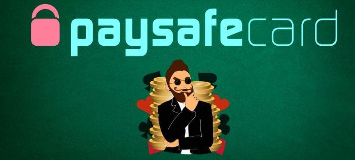 paysafecard casinos online