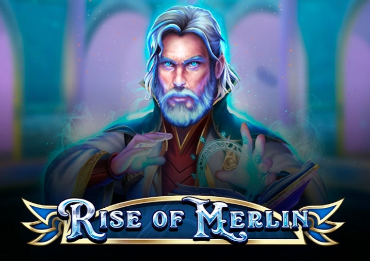 rise-of-merlin-slot review play n go logo