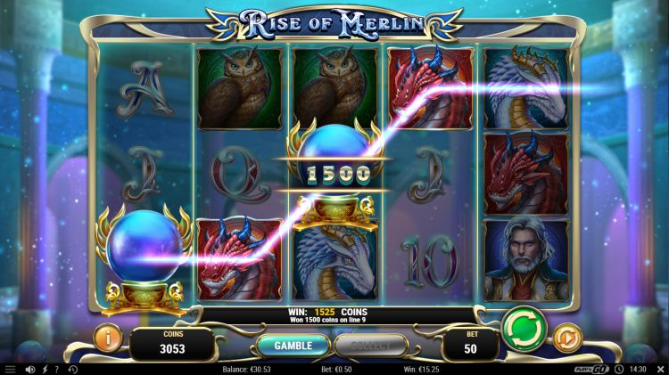 rise-of-merlin-slot review play n go win
