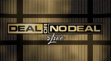 Deal or no deal live evolution gaming
