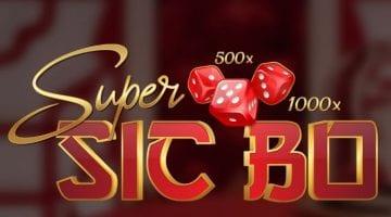 Super Sic Bo Evolution Gaming