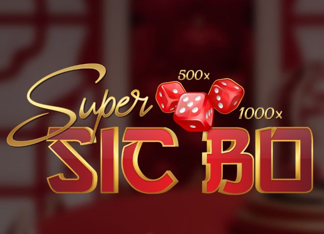 Super Sic Bo Evolution Gaming