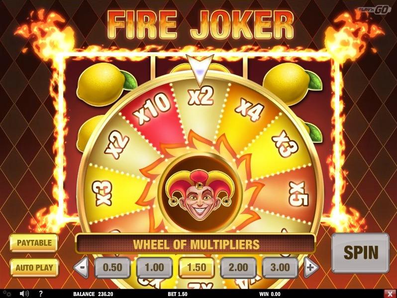Fire Joker Play N Go erfahrung