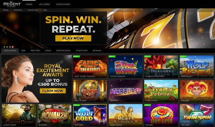 Regent Casino Erfahrung
