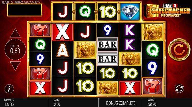 bar x megaways slot review free spins bonus win