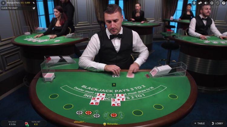 ZÄHLEN von Karten beim Blackjack