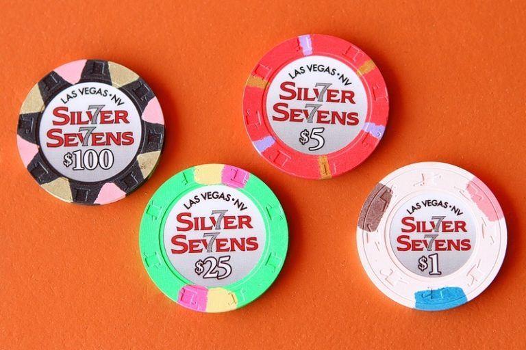gefälschten Chips casino