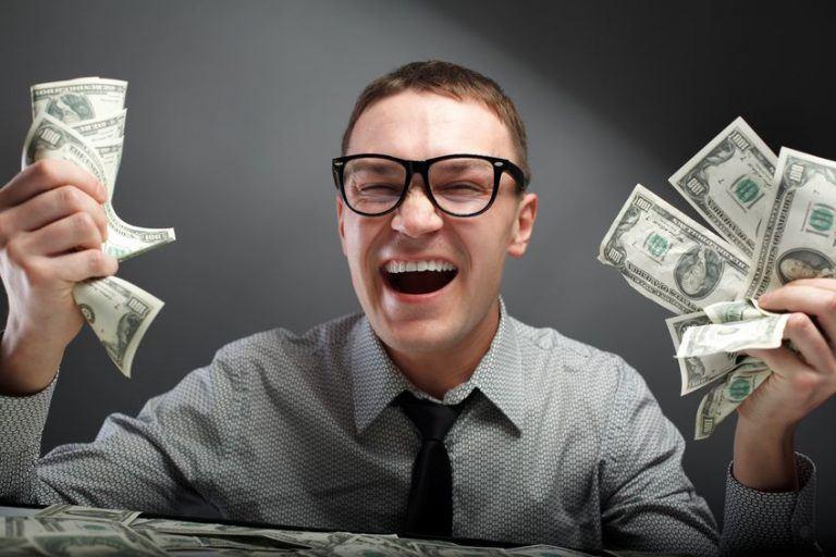 progressive Jackpot-Auszahlungsgewinne