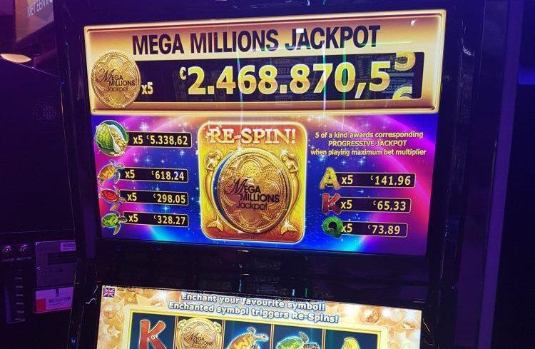 Progressive Slot Jackpots