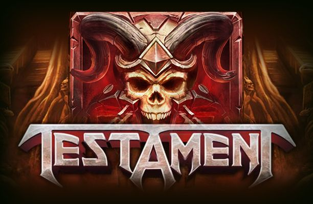 testament-slot-playngo logo