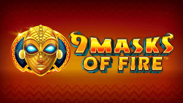 9 masks of fire slot review