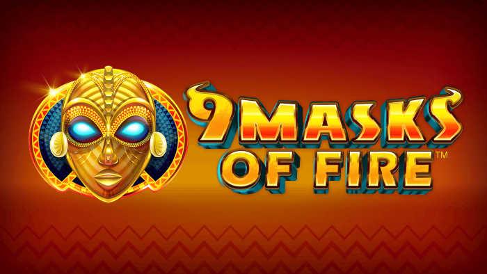 9 masks of fire slot Überprüfung