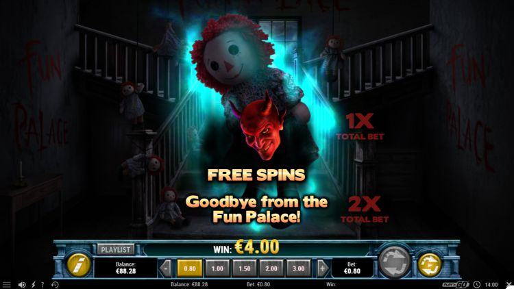 Annihilator slot review play'n go bonus