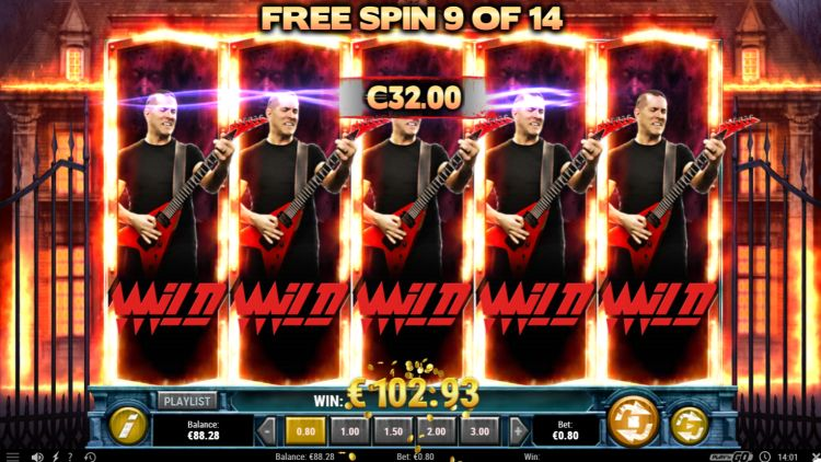 Annihilator slot review play'n go free spins big win