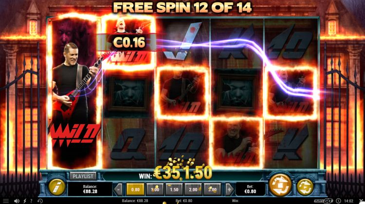 Annihilator slot review play'n go free spins