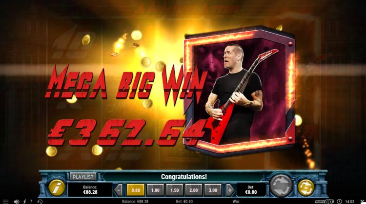 Annihilator slot review play'n go mega big win
