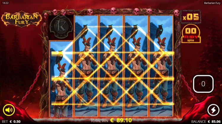 Barbarian-Fury slot review nolimit city