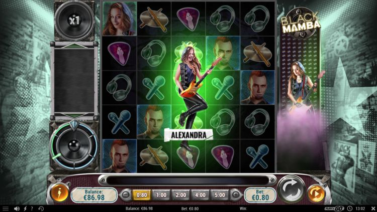 Black mamba play n go slot review