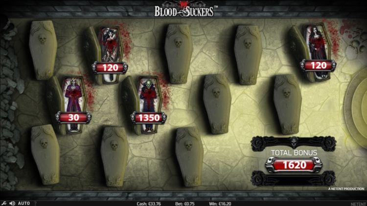 Blood Suckers Netent review bonus 2