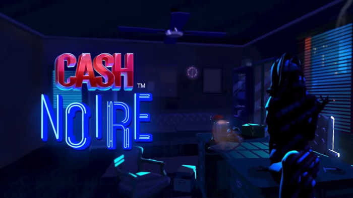 Cash Noire slot logo netent review