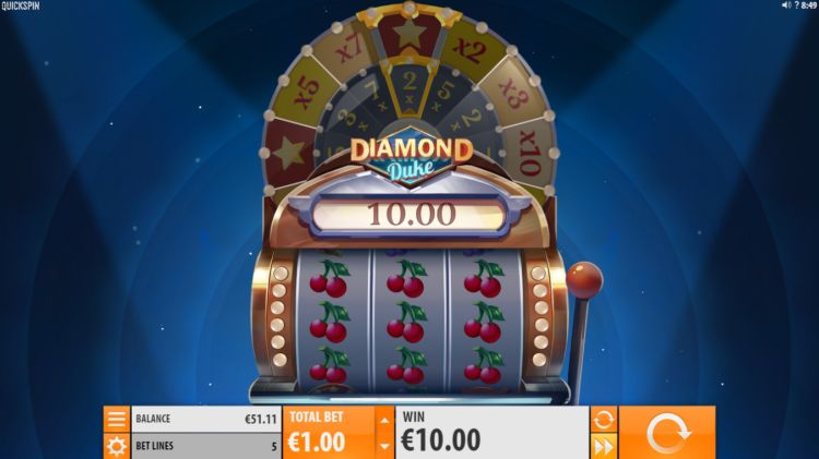 Diamond Duke slot review