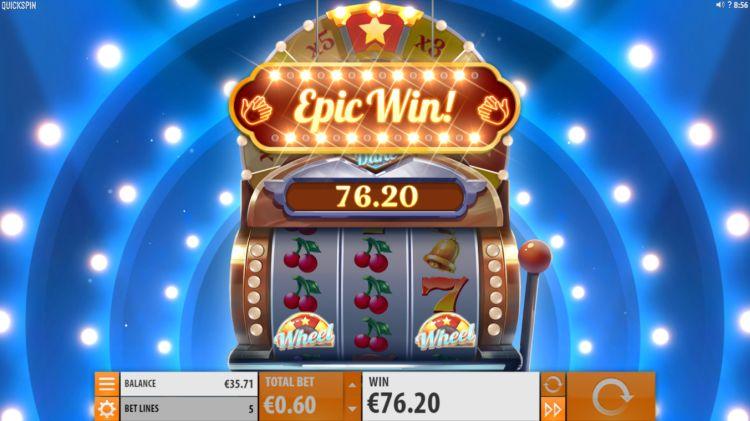 Diamond Duke slot epic win