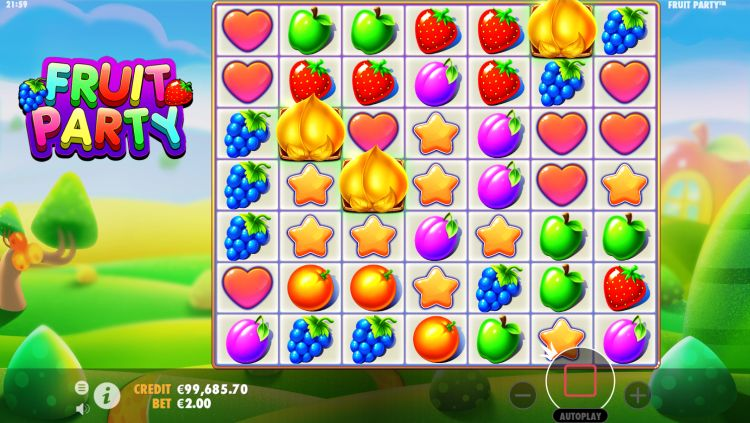 Fruit Party review pragmatic play