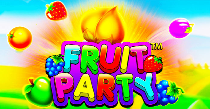 Fruit Party slot review logo pragmatic play