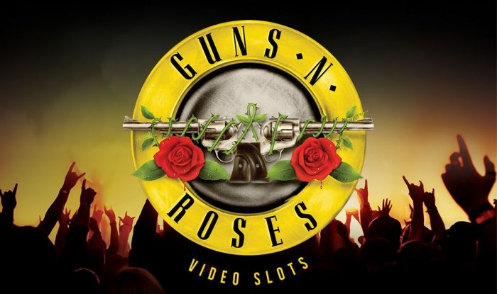 Guns n roses slot netent review