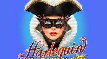 Harlequin-Carnival-slot logo