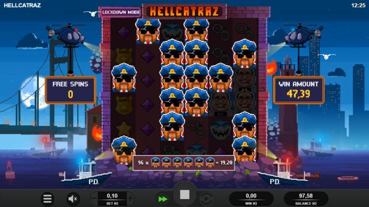 Hellcatraz relax gaming big win