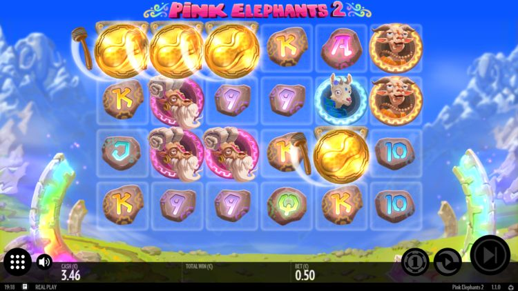 Pink Elephants 2 slot review bonus