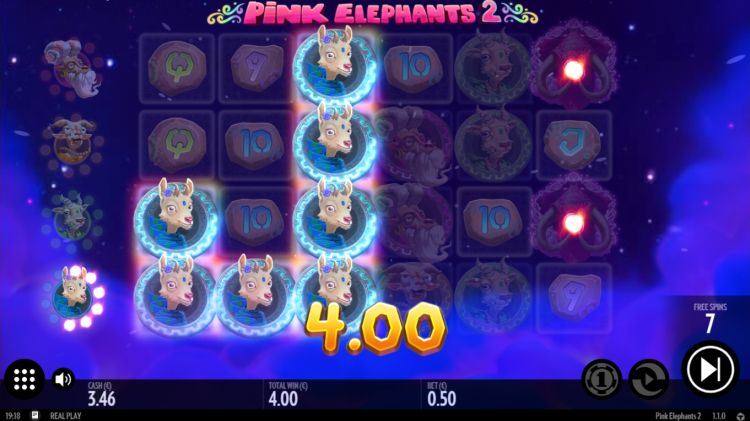 Pink Elephants 2 slot review free spins