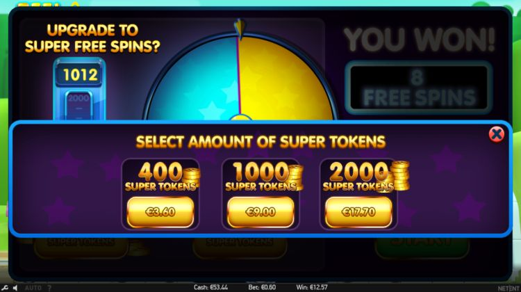 Reel Rush 2 slot review win free spins
