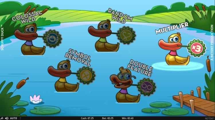 Scruffy Duck pick em bonus