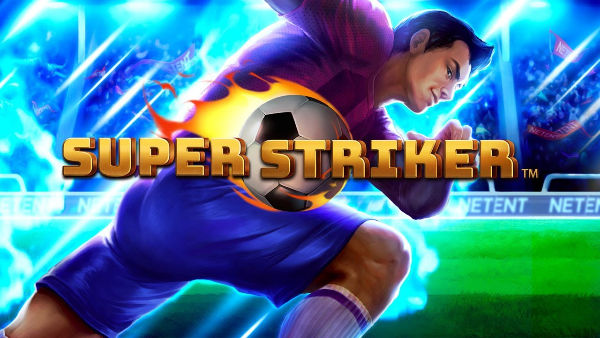 Super Striker Netent logo review