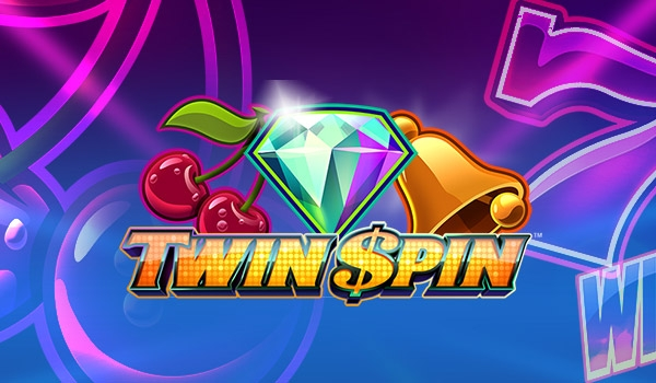 Twin Spin slot review logo